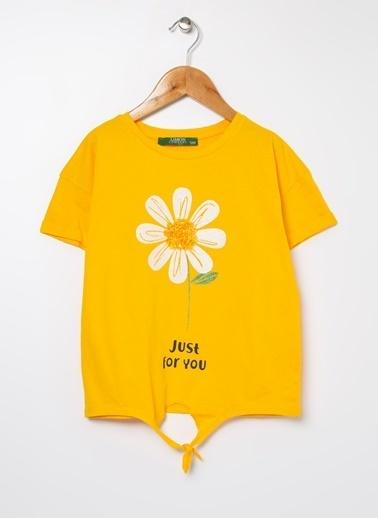 Limon Company Limon Sarı T-Shirt Sarı